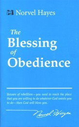 Blessing of Obedience - eBook