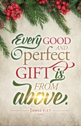 Every Good & Perfect (James 1:17, NIV) Bulletins, 100
