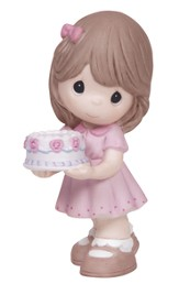 Precious Moments, Birthday Blessings Figurine