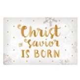 Christ the Savior Pass around Card-25 pack
