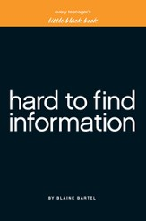 Little Black Book of Hard to Find Information - eBook