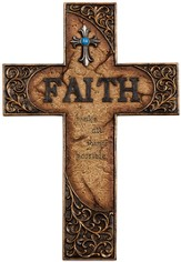 Faith Wall Cross