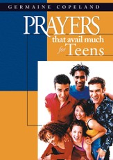 Prayers That Avail Much for Teens - eBook
