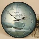 Good Morning, This Is God, Wall Clock