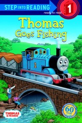 Thomas Goes Fishing (Thomas and Friends) - eBook