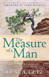 The Measure of a Man: Twenty Attributes of a Godly Man - eBook