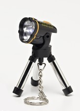 By Love Serve One Another, TriPod LED Flashlight