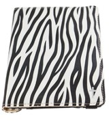 Mini Rotating iPad Cover, Zebra