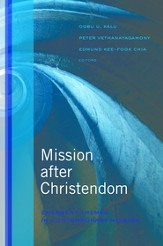 Mission After Christendom: Emergent Themes in Contemporary Mission - eBook