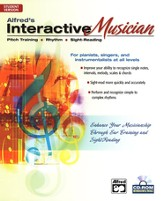 Alfred's Interactive Musician CD-ROM, Educator's Version