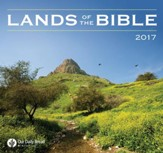 Lands of the Bible 2017 Wall Calendar