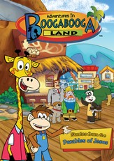 Adventures in Booga Booga Land - eBook