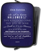 Our Father Tablet Case, Large