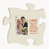 Special Place, Puzzle Photo Frame