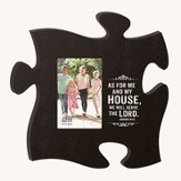 As For Me and My House, Puzzle Photo Frame