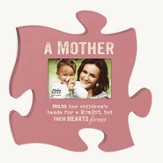 Mother, Puzzle Photo Frame