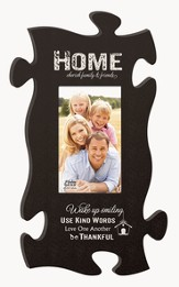 Home, Puzzle Photo Frame