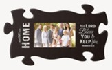 Home, The Lord Bless You and Keep You, Puzzle Photo Frame