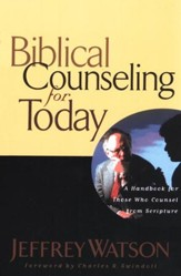 Biblical Counseling for Today
