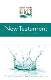 CEB Common English Bible New Testament - eBook