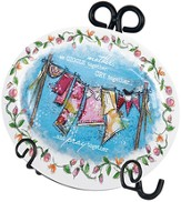 Mother Mini Plate with Easel