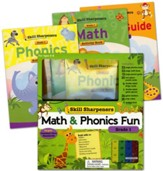 Math & Phonics Fun: Grade 1