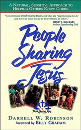 People Sharing Jesus: A Natural, Sensitive Approach to Helping Others Know Christ - eBook