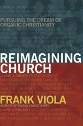 Reimagining Church - eBook