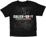 Called To Duty Shirt, Black, Youth Medium