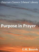 Purpose in Prayer - eBook