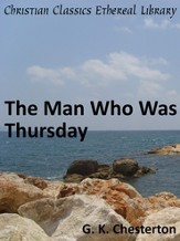 Man Who Was Thursday - eBook