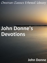 John Donne's Devotions - eBook