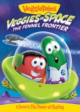 Veggies in Space: The Fennel Frontier, DVD