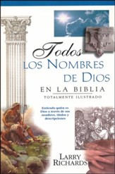 Todos los Nombres de Dios en la Biblia  (Every Name of God in the Bible)