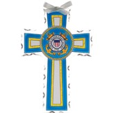 US Coast Guard Cross, Suncatcher