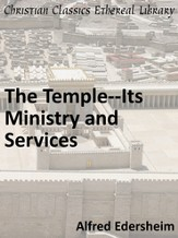Temple-Its Ministry and Services - eBook