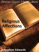 Religious Affections - eBook