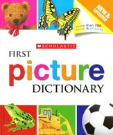 Scholastic's First Picture Dictionary
