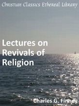Lectures on Revivals of Religion - eBook