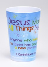 Jesus Makes Things New Tumbler