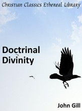 Doctrinal Divinity - eBook