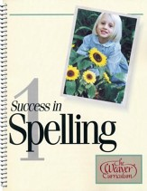 Weaver Success in Spelling