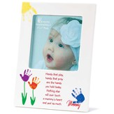 Mommy, Hands That Play Photo Frame