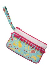 Pop Fruit Wristlet