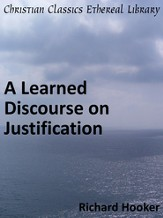Learned Discourse on Justification - eBook