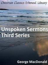 Unspoken Sermons Third Series - eBook