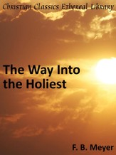 Way Into the Holiest - eBook