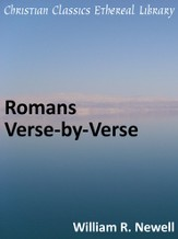 Romans Verse-by-Verse - eBook