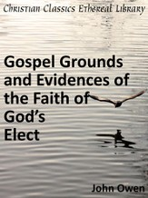 Gospel Grounds and Evidences of the Faith of God's Elect - eBook
