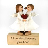 True Friends Angle Figurine